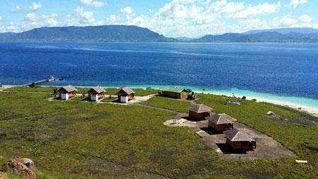 paserang island